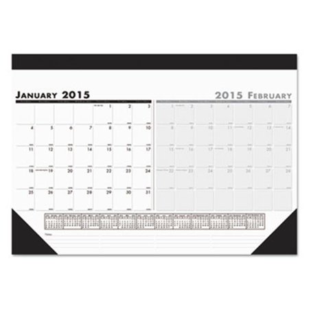 House Of Doolittle 1346 2016 Two Month Compact Desk Pad Calendar