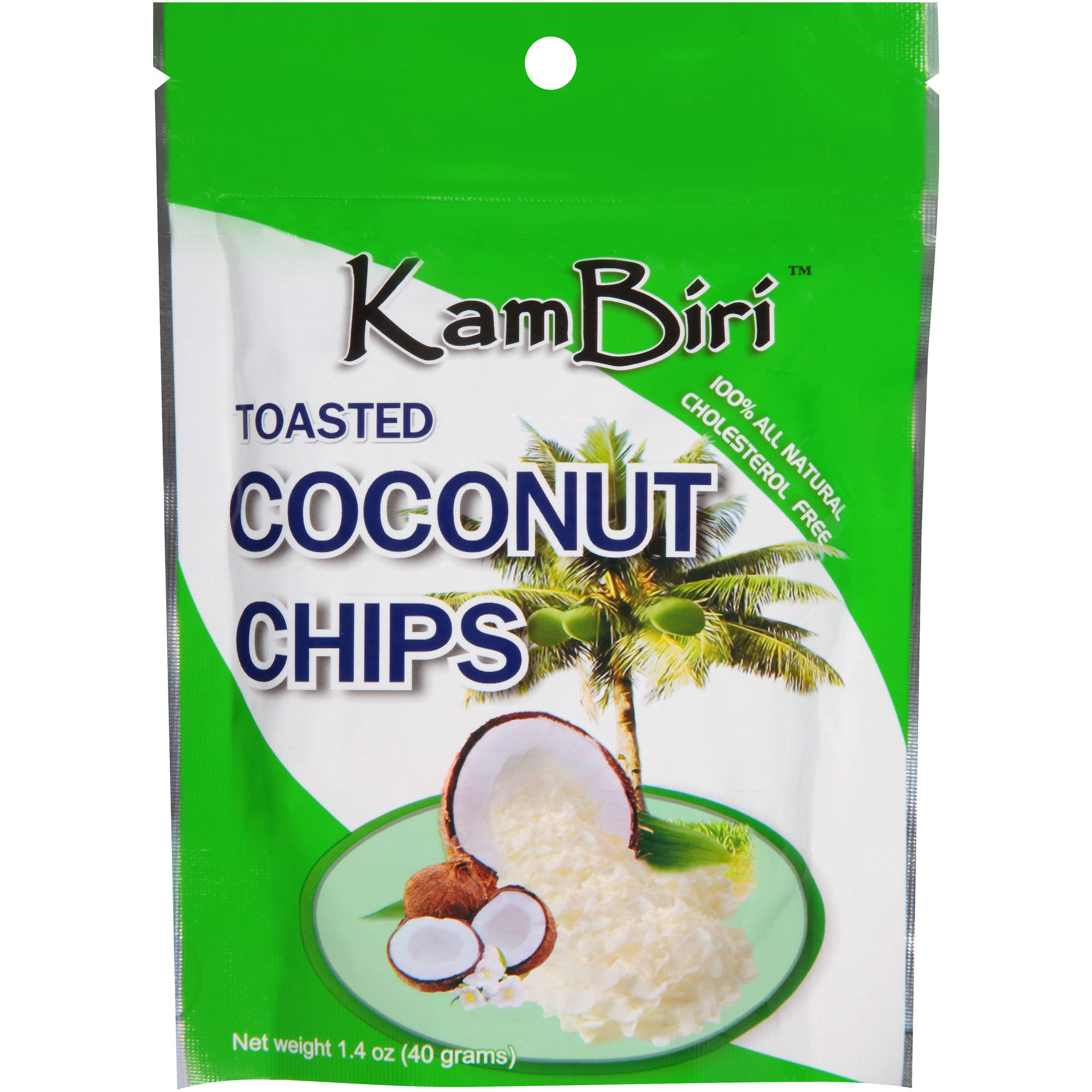 Kambiri Toasted Coconut Chips, 1.4 oz by Lexmark International, Inc