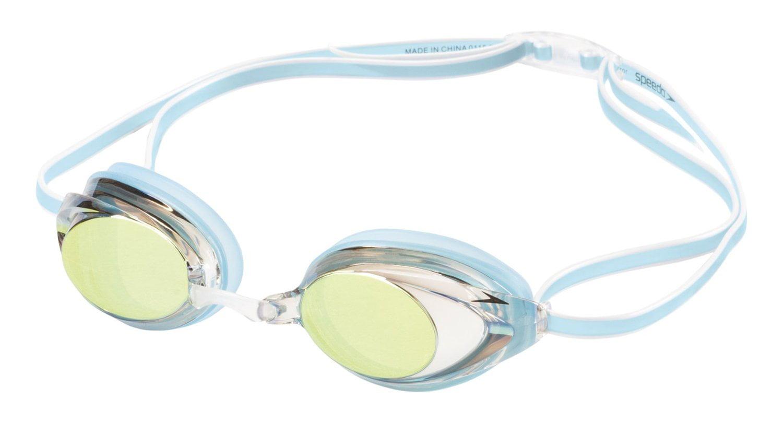 Women's Vanquisher 2.0 Mirrored Performance Goggle Blue by Speedo