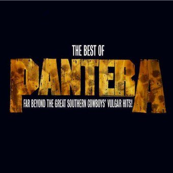 Best of Pantera: Far Beyond the Great Southern (CD) (Remaster)