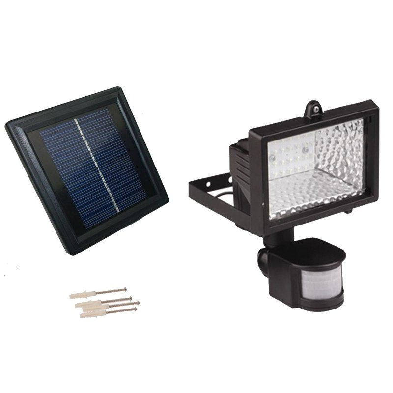 Solar Goes Green Solar Goes Green LED Flood Light