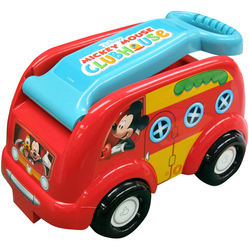 Disney Mickey Mouse Camper Roll N Go Wagon