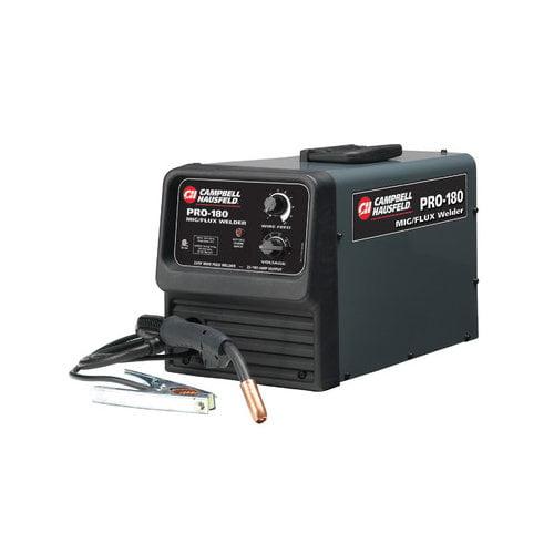 Campbell Hausfeld Professional  230V MIG / Flux Core Welder 180A