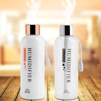 HURRISE 1Pc 300ml Bottle Shape USB Ultrasonic Cool Mist Humidifier Air Purifier Home Office Use New