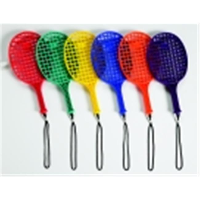 School Specialty Junior Plastic Paddles, Set - 6