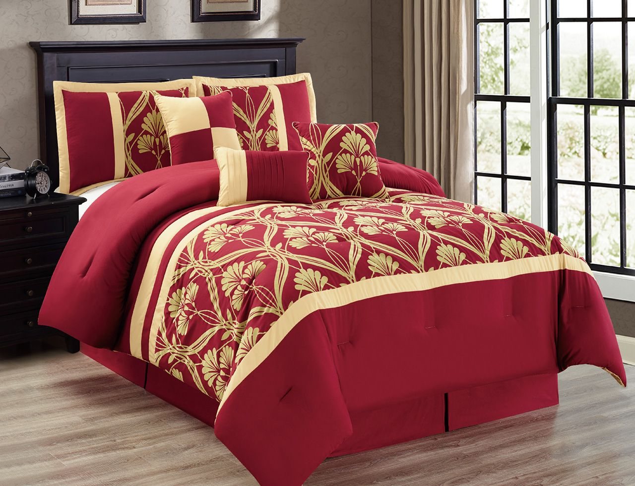 sets of and palm king tropical twin purple pleated size bedding paisley bedspreads teal set white black ballerina coastal comforters comforter gold queen tree full