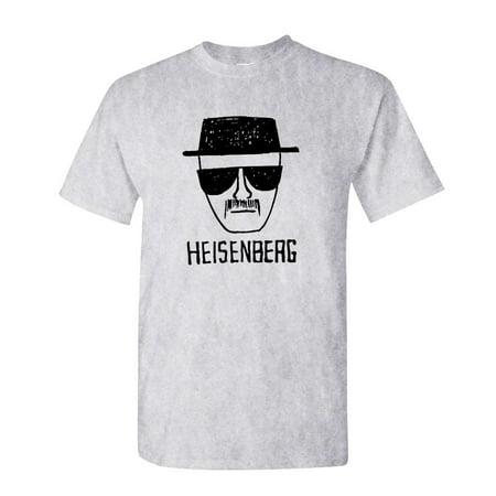HEISENBERG - bad walter white meth - Mens Cotton T-Shirt