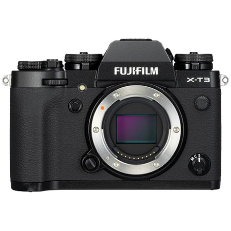 Fujifilm X-T3 26.1MP Mirrorless Digital Camera - Body Only