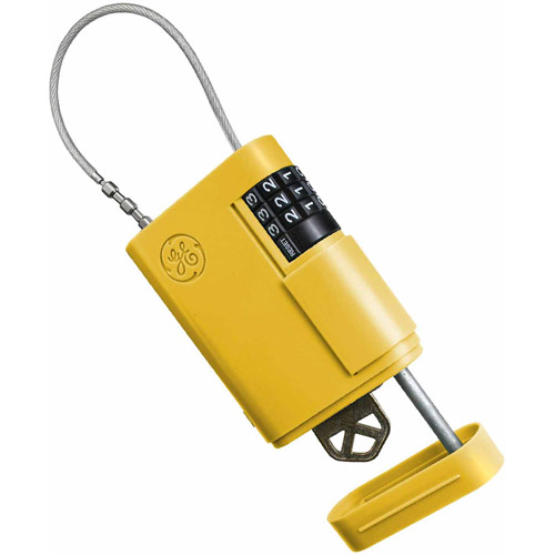Kidde Yellow Portable Stor-A-Key