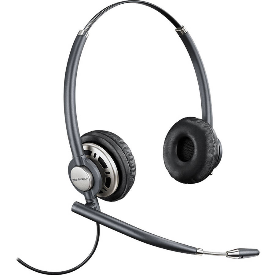 Plantronics HW720 EncorePro Binaural Corded Headset