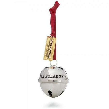 Hallmark Keepsake Ornament 2014 Santa's Sleigh Bell - Polar Express - #QXI2533 - Polar Express Sleigh Bell