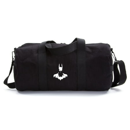 Batman Arkham Knight Durable Canvas Military Duffle Bag School Sports Gym