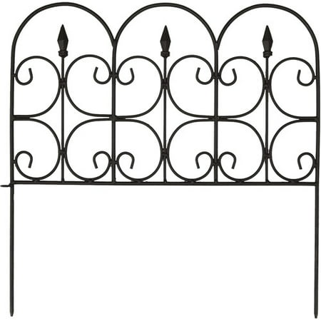 Emsco Group 2093Hd Ornamental Victorian Gate Fencing Edging Borders  Medium