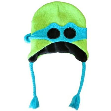 Teenage Mutant Ninja Turtles Leonardo Peruvian Style Hat (1 size, Child)