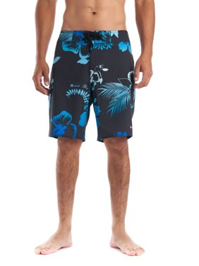 alpine swiss mens beach boardshorts quick dry hawaiian xxl