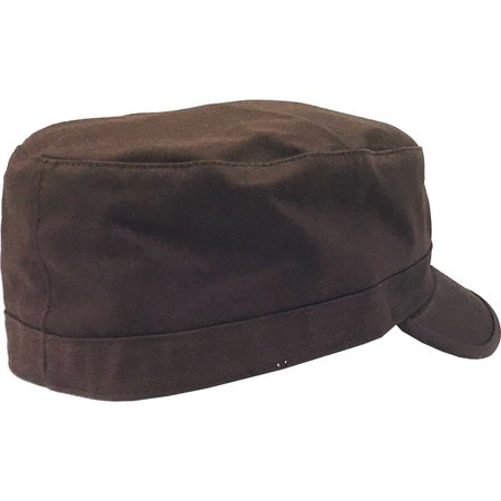 54f9362bb12 KBETHOS - Cadet Army Military Fitted Botton Cap Basic Everyday Castro Radar  Hat - Walmart.com