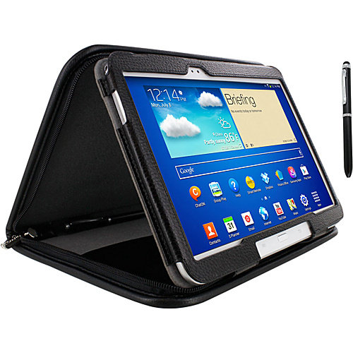 Executive Leather Case for Galaxy Tab 3 10.1