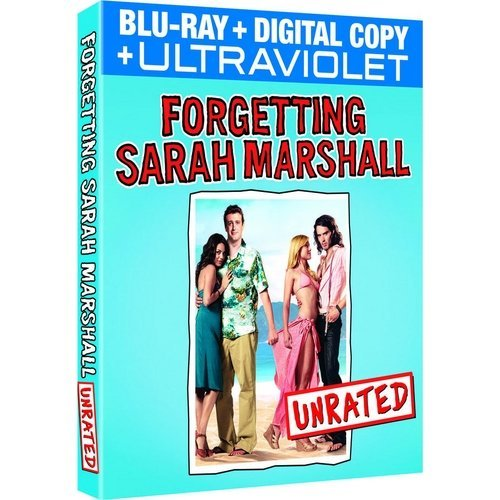 Forgetting Sarah Marshall (Blu-ray + Digital Copy + UltraViolet) (With INSTAWATCH) (Widescreen)