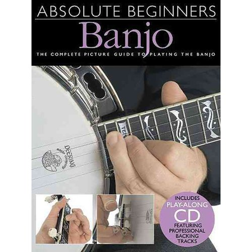 Absolute Beginners Banjo by