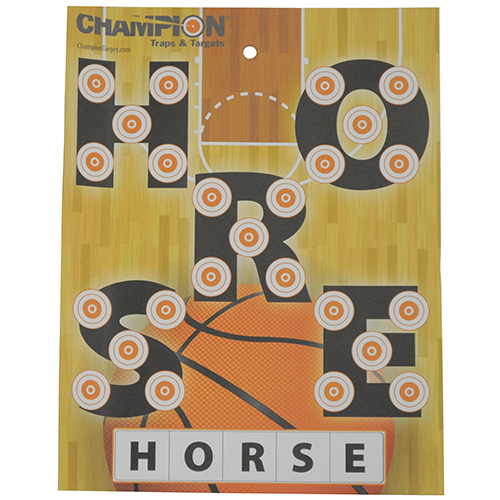 Champion Horse Traps & Targets 12 ct Pack