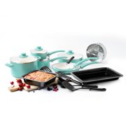 Greenlife Ceramic Non Stick 18 Piece Cookware Set Image 6 Of 7