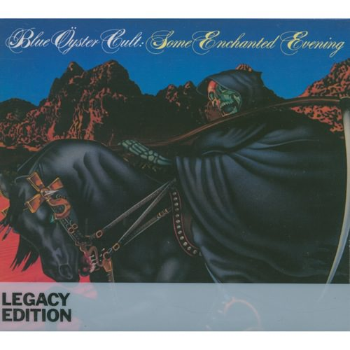 blue oyster cult some enchanted evening dvdcd combo