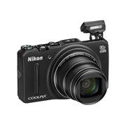 Nikon COOLPIX S9700 Digital Camera (Black)