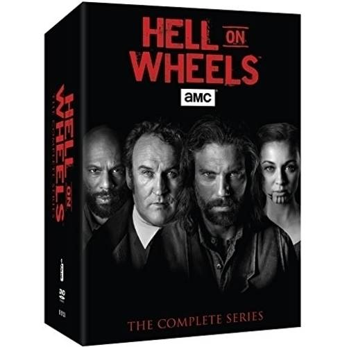 Hell On Wheels - The Complete Series - DVD (Widescreen)