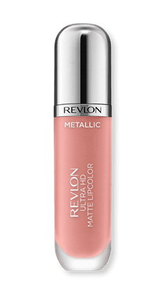 Revlon Ultra HD Metallic Matte Lip Color 610 Lip Gleam - 0.2 fl oz