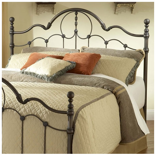 Hillsdale Furniture Venetian Slat Headboard