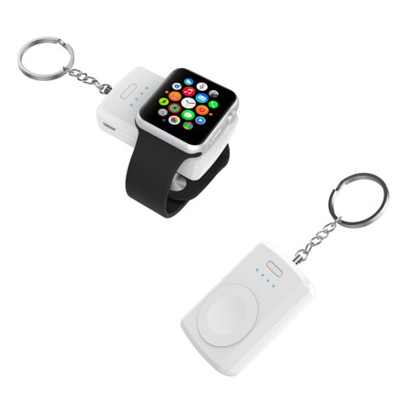 Apple MFI Certified Compact Portable Convenient Key Chain Charger With  Rechargeable Battery For Apple Watch 38mm 1ce280df5caf