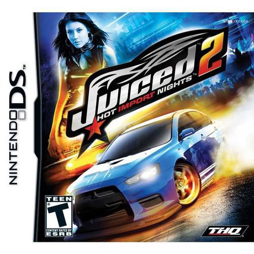 Juiced 2: Hot Import Nights NDS