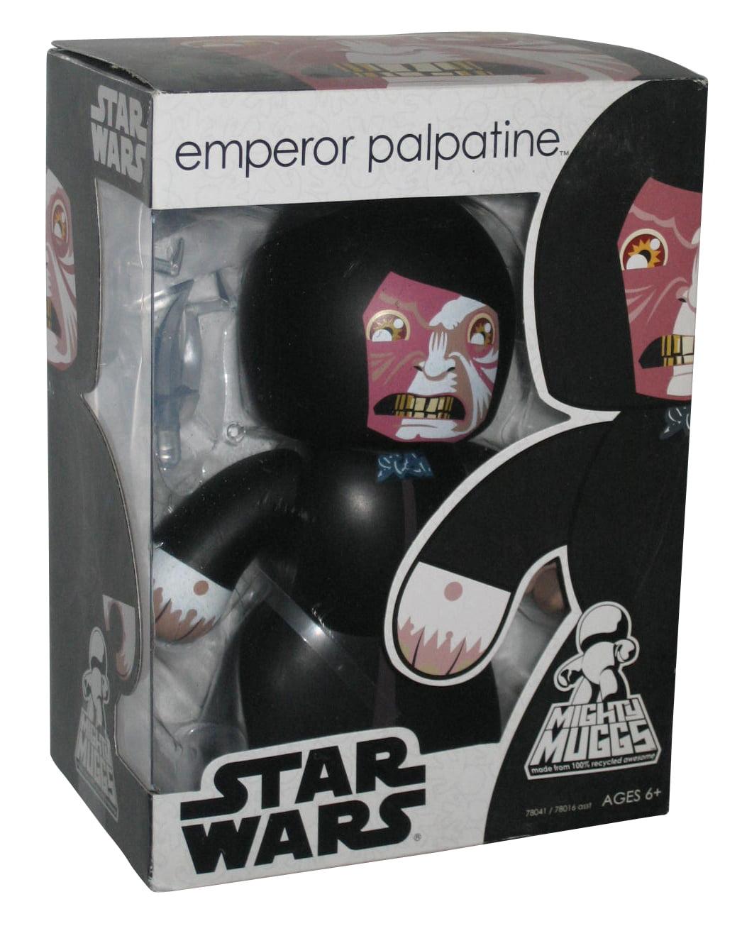 STAR WARS MIGHTY MUGGS FIGURE BRAND NEW /> EMPEROR PALPATINE