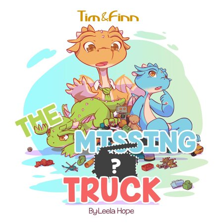 Tim and Finn the Dragon Twins: The Missing Truck - (Wpa Wpa2 Aes)