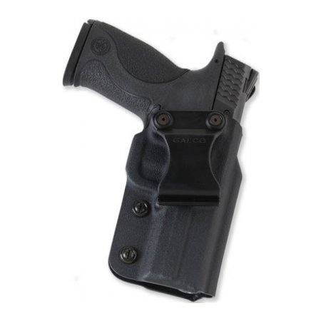 Galco Triton Kydex IWB Holster for Glock 17, 22, 31 (Black, Right-hand) - image 2 de 3