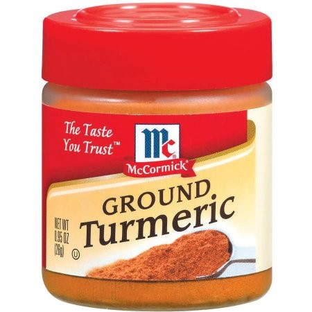 McCormick Specialty Herbs And Spices Ground Turmeric, .95 oz by Mccormick