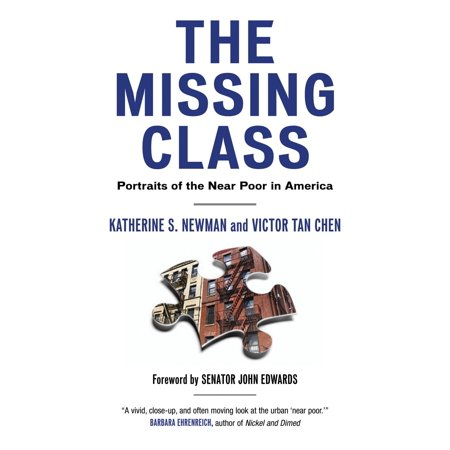 The Missing Class : Portraits of the Near Poor in -