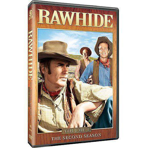 Rawhide: The Second Season, Vol. 1 (Full Frame)