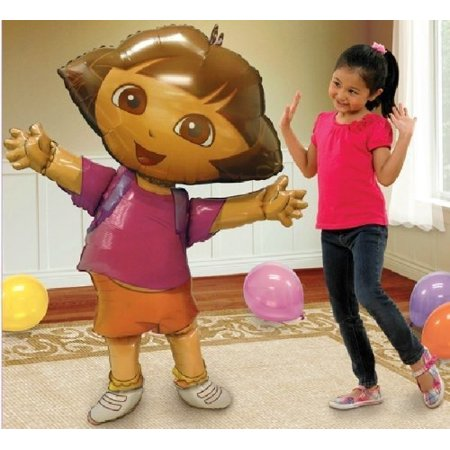 Dora The Explorer Birthday Decorations (DORA The EXPLORER 52
