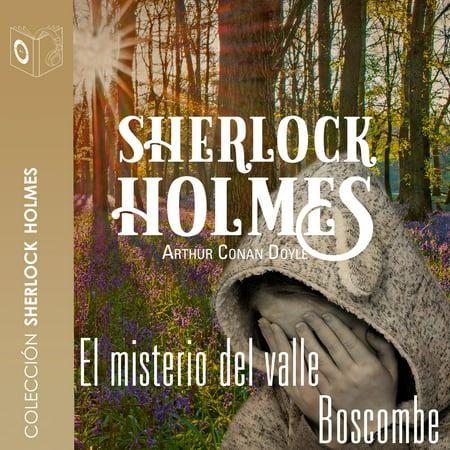 El misterio del valle Boscombe - Audiobook