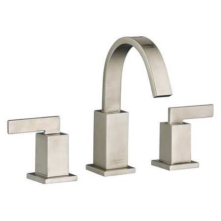 American Standard Bathroom Faucets >> American Standard Tub Faucet 7184 801 295 Satin Nickel