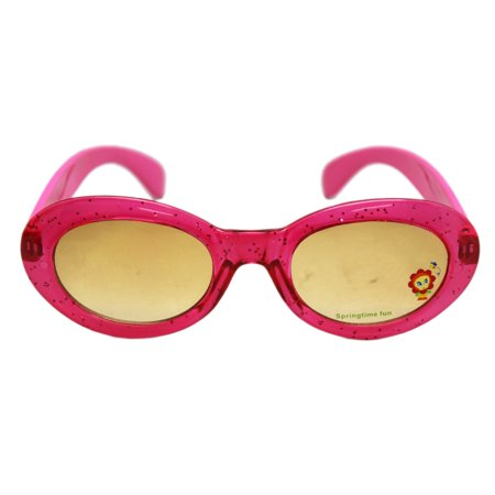 Cheap Fun Sunglasses (Baby Tweety Springtime Fun Sparkly Pink Frame Kids)
