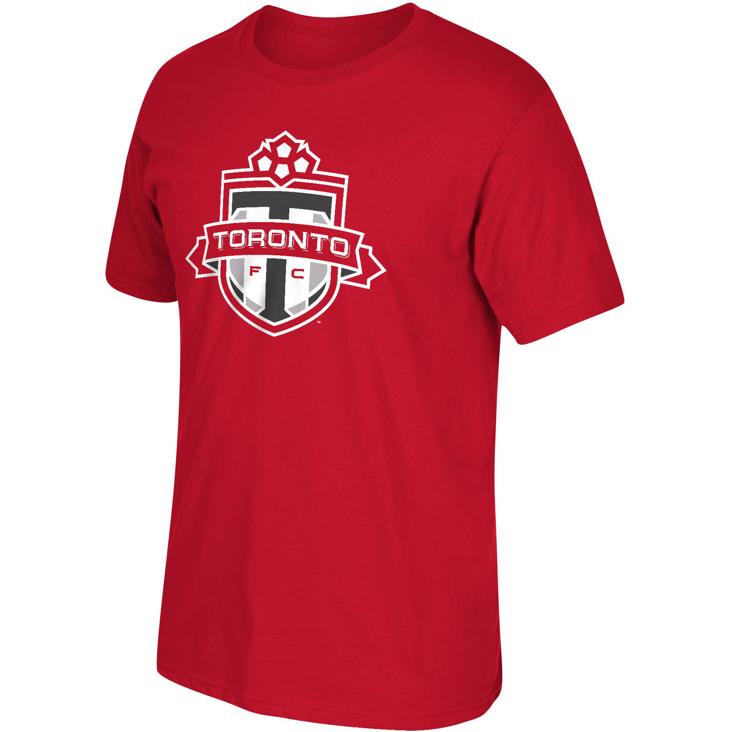 MLS-Toronto FC-Big Men's-Logo Tee, 2XL