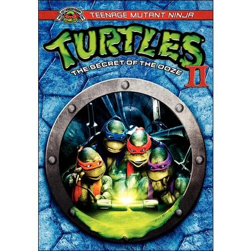 Teenage Mutant Ninja Turtles 2: The Secret Of The Ooze (Full Frame, Widescreen)