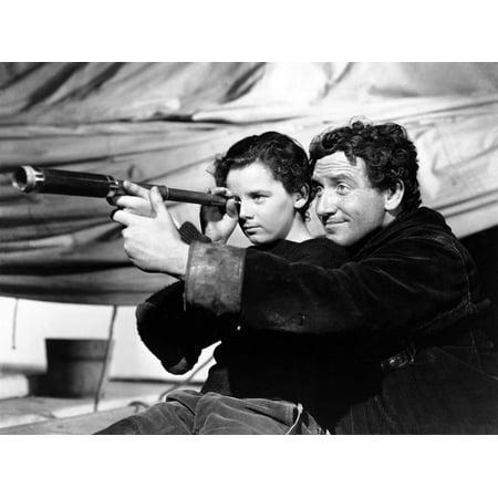 Spencer Tracy; Freddie Bartholomew. Captains Courageous