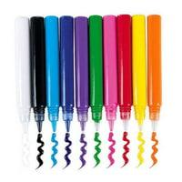 Fancy Fabric Paint Pens 30Pcs - Basic Supplies - 30 Pieces