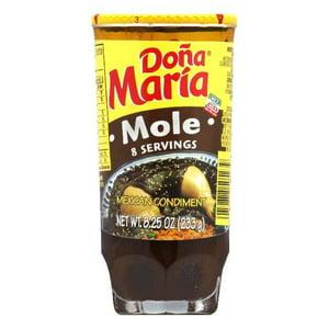Doña Maria Mole Mexican Sauce, 8.25 OZ