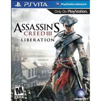 Assassin's Creed III Liberation (PS Vita)