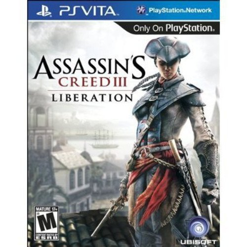 Assassin's Creed III Liberation (PS Vita)
