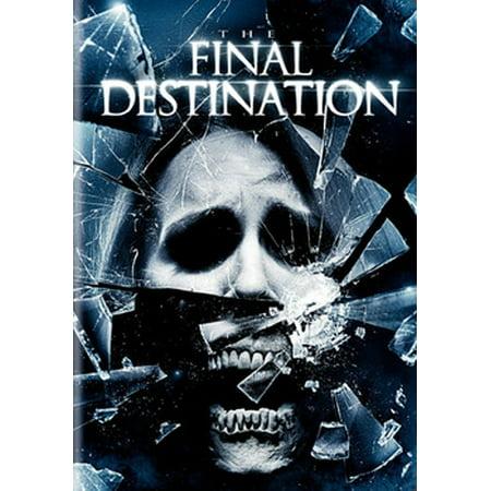 The Final Destination (DVD) (Final Destination Halloween)